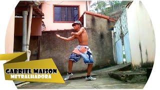 Metralhadora   Coreografia | Gabriel Maison   Banda Vingadora @gabriellmaison