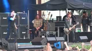 Dropkick Murphys - Heroes from our past, Stockholm 26.6 2012