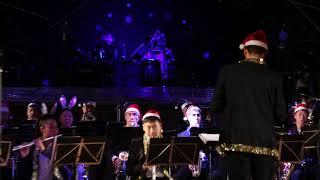 Jingle bells ... Духовой оркестр Тувы