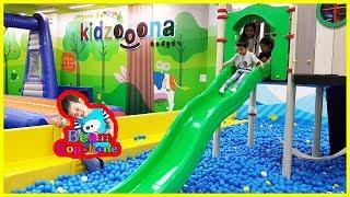 น้องบีม | เล่นสวนสนุก Kidzoona เมกาบางนา