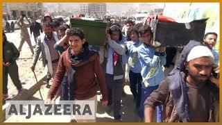 🇾🇪 Yemen air raid: Thousands attend children's funerals in Sanaa | Al Jazeera English