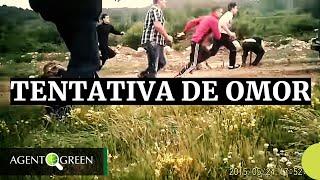 Tentativa de omor asupra investigatorului Agent Green 24.05.2015