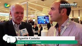 Entrevista de Agustín Castaño sobre o mercado de GLP da América Latina
