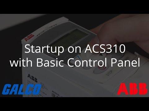ABB Drives- ACS310