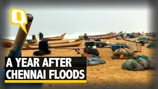 The Quint Chennai Floods Watch The Marina A Year Later