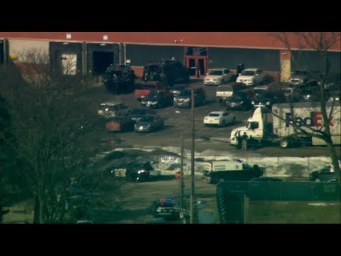 City officials report an active shooter situation at an industrial park in Aurora, Illinois. Local media reporting multiple people injured. (Feb. 15)