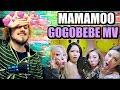 [MV] MAMAMOO(마마무) _ gogobebe(고고베베) | I STAN THESE QUEENS! | REACTION!!
