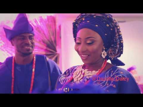 NIGERIAN TRADITIONAL WEDDING BETWEEN TEMITOPE  & TOKUNBO