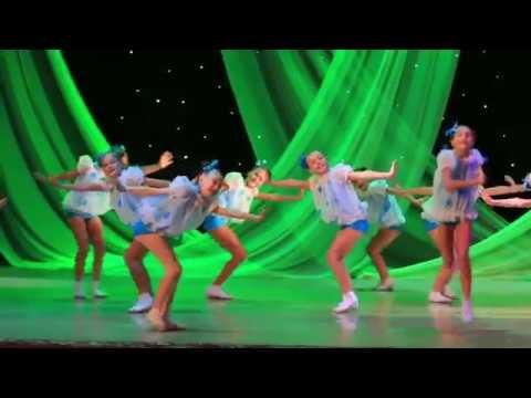 """""""Капитошка"""". Шоу-балет """"Алиска""""."""