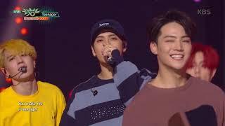 뮤직뱅크 Music Bank - Teenager - GOT7.20171013