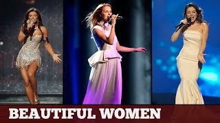 My Top 35 MOST BEAUTIFUL WOMEN in Eurovision (2008-2016)