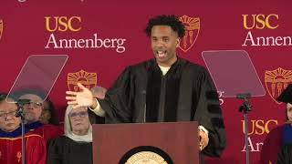 Maverick Carter - 2019 USC Annenberg Commencement Speaker