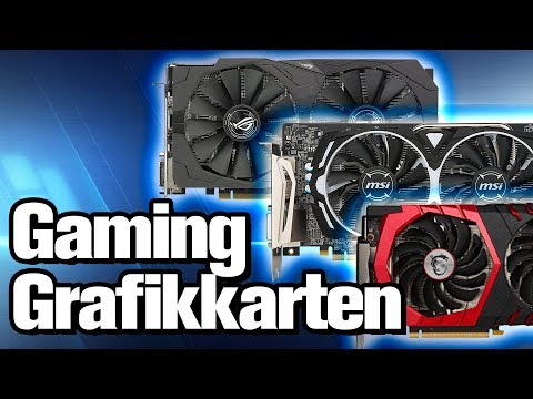 Die besten Gaming-Grafikkarten UNTER 400 EURO im Test (2017) | #Gaming-PC #Kaufberatung #AMD #Nvidia