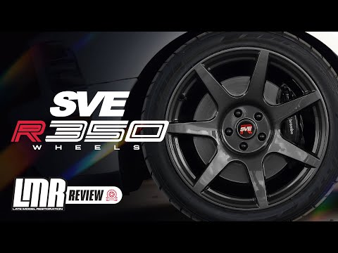 2005-2018 Mustang SVE R350 Flow Formed Wheels – Review