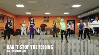 ZUMBA - JUSTIN TIMBERLAKE  CAN T STOP THE FEELING