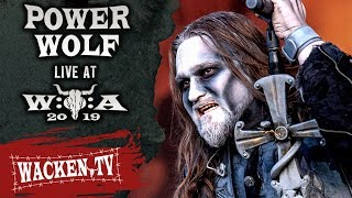 Powerwolf - Army of the Night - Live at Wacken Open Air 2019