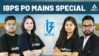 IBPS PO Mains 2019 Special - Last 30 Days Success Plan