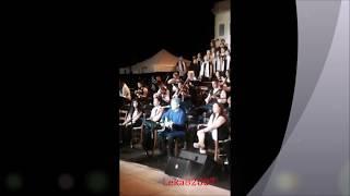Γιωργος Νταλαρας Για Βασιλη Τσιτσανη & Πεφτεις σε λαθη (Κυπρος-27/6/2018)
