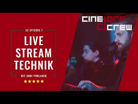 Was ist bei Livestream zu beachten - CineDorf Crew Folge S2E1