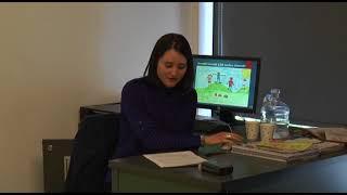 SEÇBİR Konuşmaları 46: Jessica Frechette – Anadili Temelli Çokdilli Eğitim – 29.04.2015