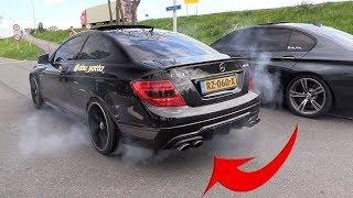w204 c63 amg coupe - मुफ्त ऑनलाइन वीडियो
