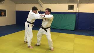 Judo Throw Tutorial - Grip to Throw