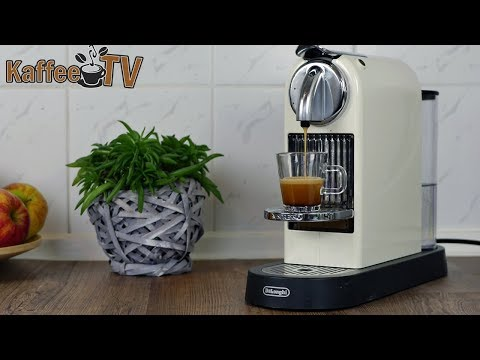 De'Longhi Nespresso CITIZ im Test: Nespresso-Maschine im Retro-Design und durchdachter Bedienung