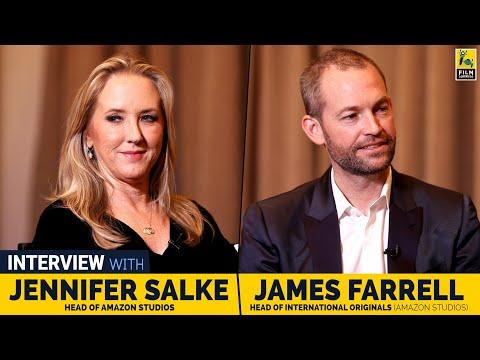 Jennifer Salke & James Farrell | Amazon Studios | Anupama Chopra | Film Companion