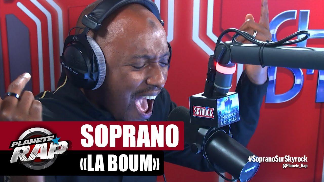 "Soprano ""La Boum"" #PlanèteRap"