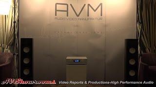AVM CS 5.2 Amplificador integrado, Streamer, radio FM