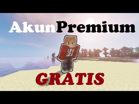 Video Cara Mendapatkan Akun Premium Gratis Di Minecraft