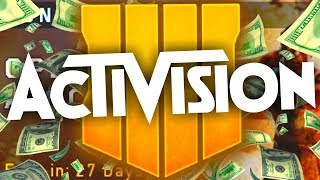 Activision Wants Black Ops 4 To Die...
