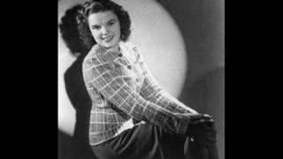 """Judy Garland- """"All God's Chillun Got Rhythm"""" 1937 Decca"""