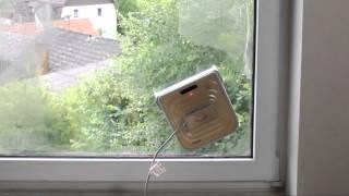 Fensterreinigungsroboter WinBot W710 - Teil 3 - Härtetest
