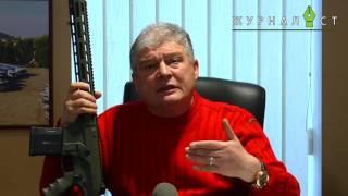 Червоненко: Автомат мне подарил не губернатор, а президент Саакашвили