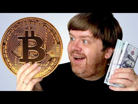 Bitcoin verta laikui bėgant