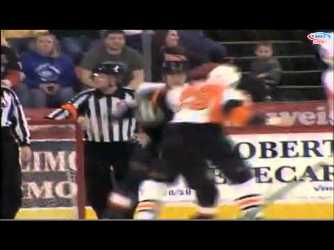 David Dziurzynski vs. Derek Mathers