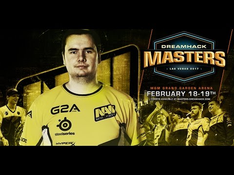 NaVi invited to Dreamhack Las Vegas 2017