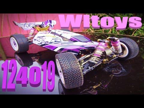 Wltoys 124019 Unboxing & Desktop Review. Banggood Special.