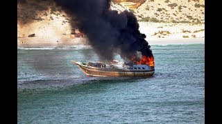 Somali Pirates #1   Russians And Americans Against Somali Pirates