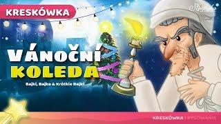 Vánoční Koleda bajki dla dzieci po Polsku | Bajka i kreskówka na Dobranoc