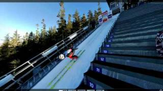FIS World Cup Whistler 2009 - Nordic Combined
