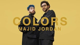 COLORS - Majid Jordan - What You Do To Me