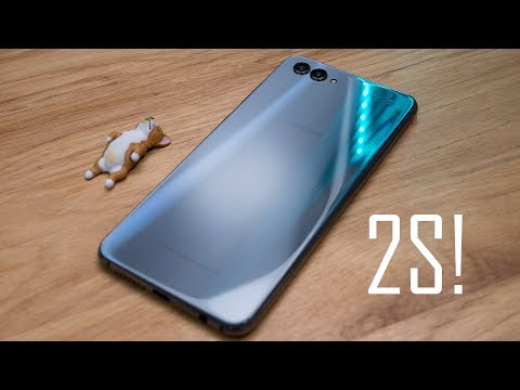 4948ad81ea8c Huawei Nova 2S Unboxing   First Look  Four Cameras!