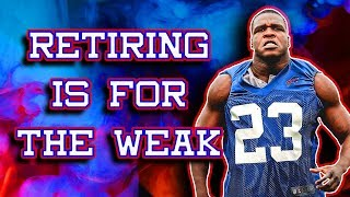 Not Even Time Itself Can Stop Frank Gore