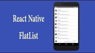react native flatlist - Kênh video giải trí dành cho thiếu