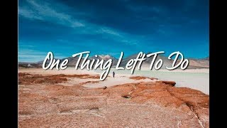 One Thing Left To Do - Deepend [Download FLAC,MP3]