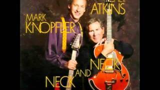 Chet Atkins and Mark Knopfler - Sweet Dreams.mpg
