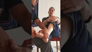 Idris Ahmad Singapore Foot Massage sample