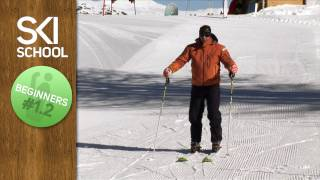 Ski school lesson 2 – How to slide on the snow